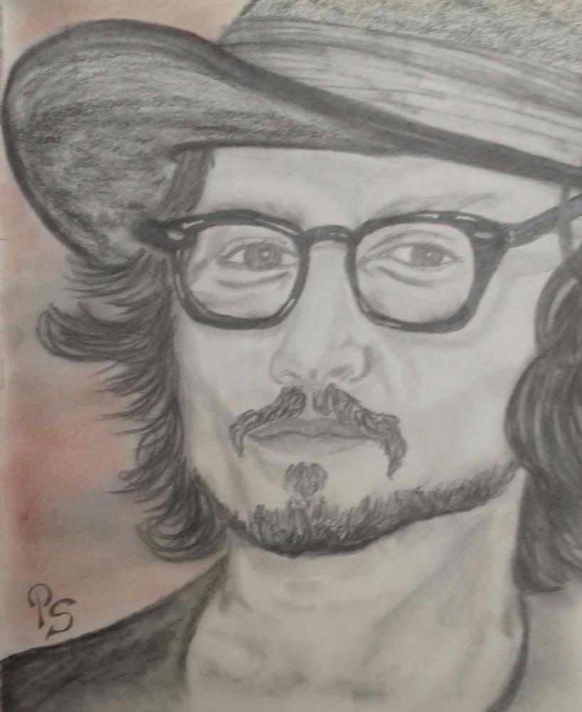 Johnny Depp par PenStilos
